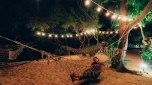 [GILI TRAWANGAN] Le Pirates Beach Club - Sleep in hammock