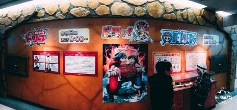 One Piece at Fuji TV